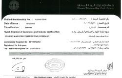 Premier Membership Certificate